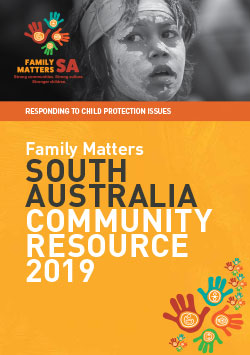 Family Matters Community Resource Cover SA May2019