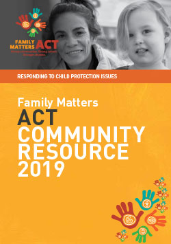 Family Matters Community Resource Guide - ACT