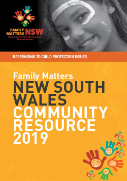 Family Matters Community Resource Guide NSW - May 2019
