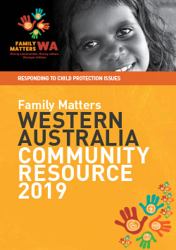 Family Matters Community Resource Guide -WA