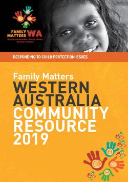 Family Matters Community Resource Guide -WA