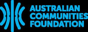 Australian Communities Foundation
